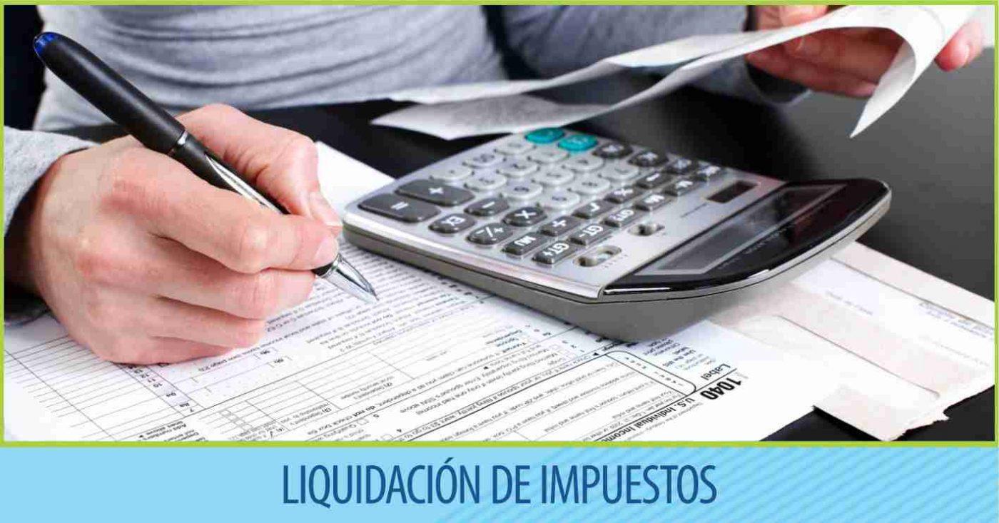 Liquidación de Impuestos