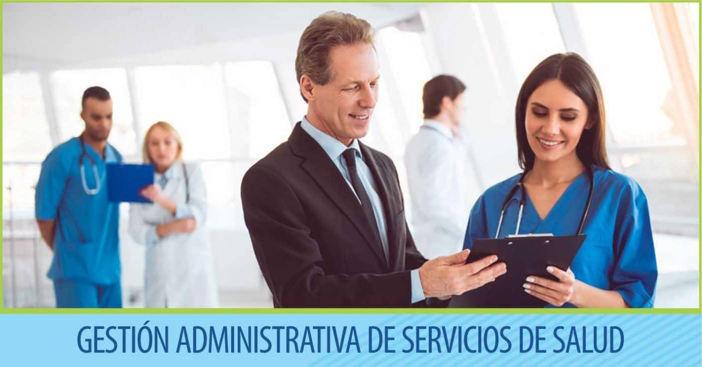 Gestion Administrativa de Servicios de Salud
