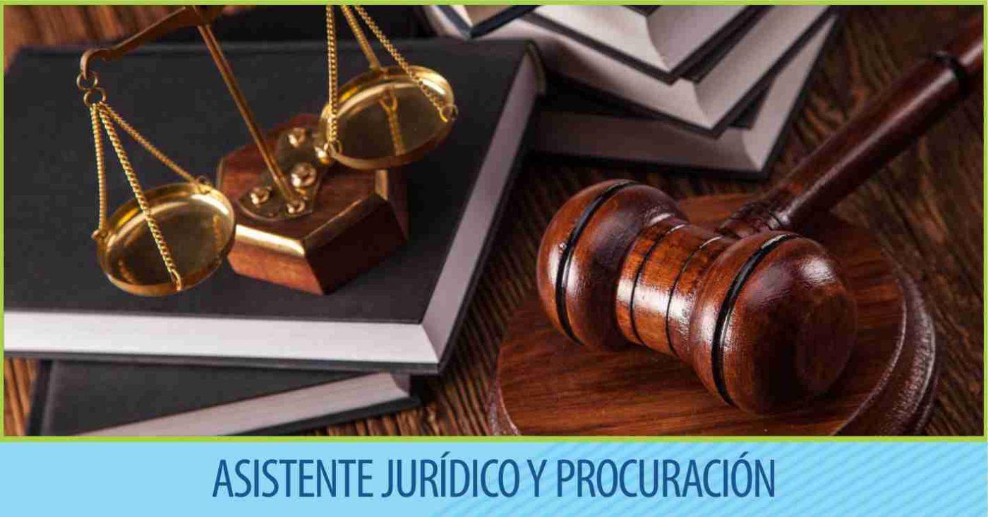 Asistente Jurídico y Procuración